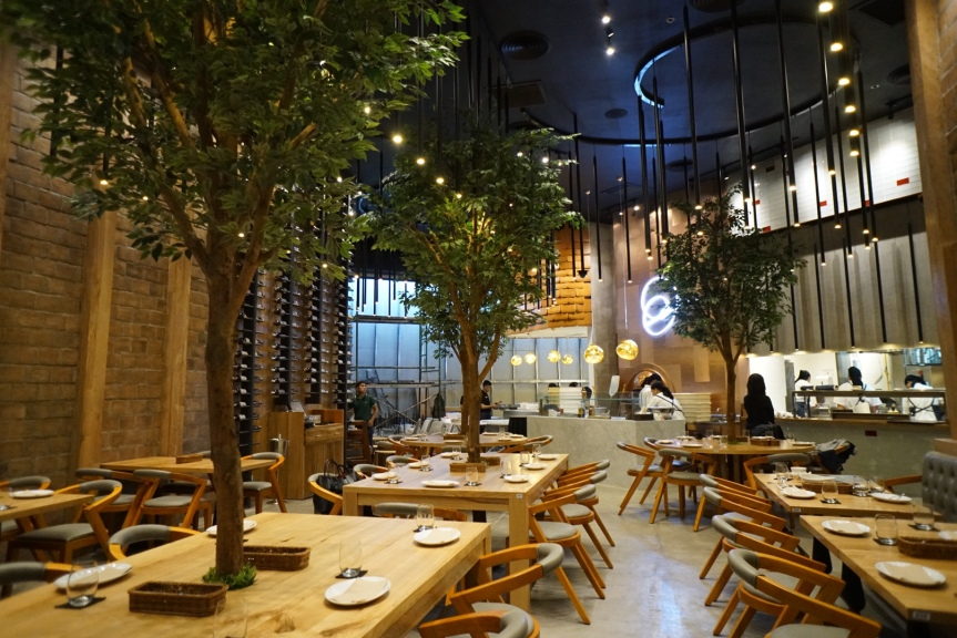 Salvatore Cuomo Café-Podium Grand Opening 31 July 2019